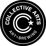 Collective Arts_LOGO_Art+Brewing_round