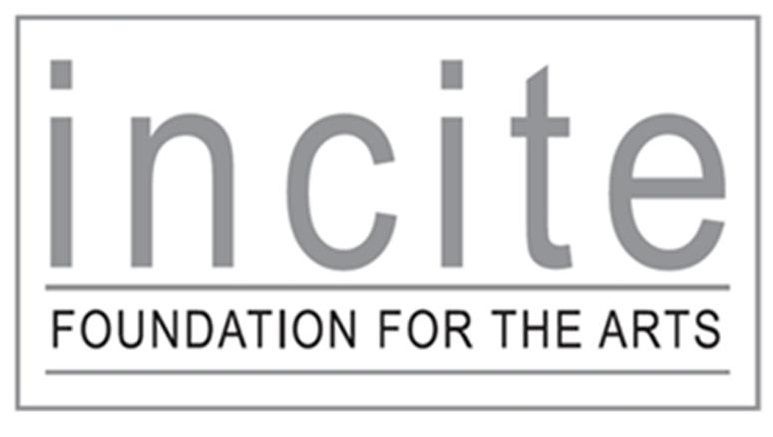 The Incite Foundation for the Arts logo.