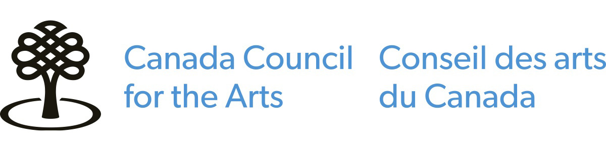 The Canada Council for the Arts logo.